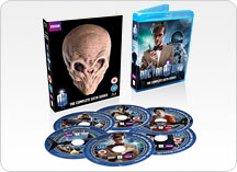 Doctor Who Series 5 Blu-ray Box Set