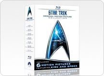 Star Trek Movies Blu-ray Box Set