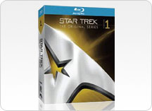 Star Trek Series 1 Blu-ray Box Set