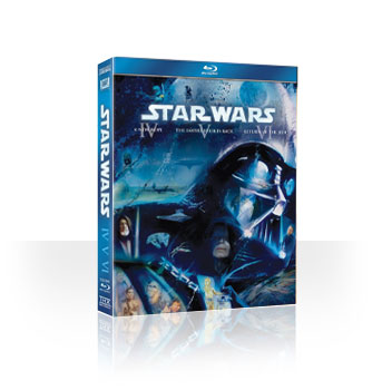 Star Wars Blu Ray Complete Saga Compare Prices For Original And Prequel Box Sets